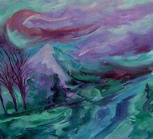 Landscape 1 by Nurhilal Harsa