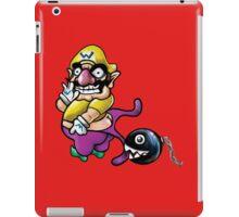 Wario Coppertone Ad iPad Case/Skin
