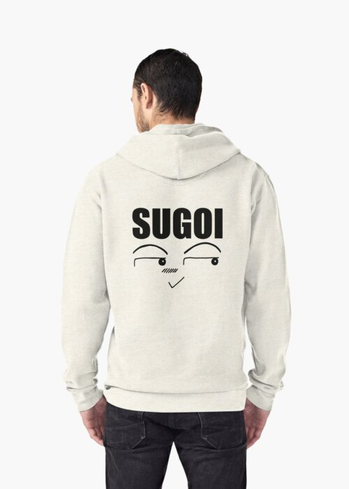 Sugoi-Tshirt (Great) by Midori Furze