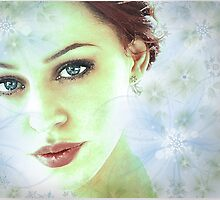 Winter Queen by MarieG