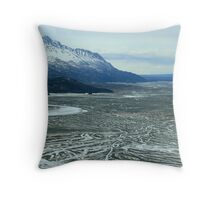 Knick Arm Throw Pillow