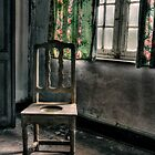 A special chair by hanspeters