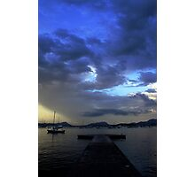 Pollensa Daybreaks Photographic Print
