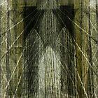 The Good Old Brooklyn Bridge by FrankChapman