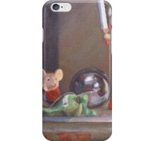 Nutcracker and mouse iPhone Case/Skin