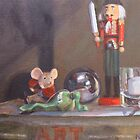 Nutcracker and mouse by N. Sue M. Shoemaker