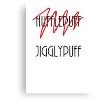 Jigglypuff Canvas Print