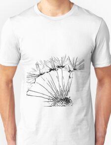 Profile of a Dandelion T-Shirt