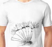 Profile of a Dandelion Unisex T-Shirt