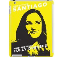 Santiago Kind Sober and Fully Dressed iPad Case/Skin