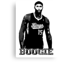 BOOGIE NEW DESIGN Canvas Print