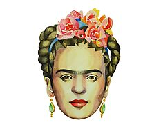 Frida Kahlo by Total-Cult