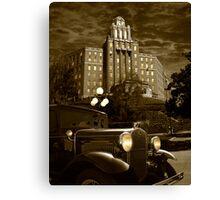 Twilight Zone  Canvas Print