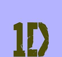 One Direction logo by obsssddd