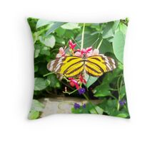 Only In Spring  Throw Pillow