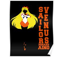SAILOR VENUS!  Poster
