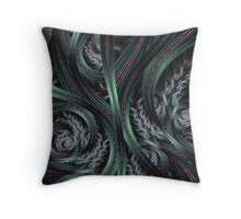 Ribbon Candy Throw Pillow