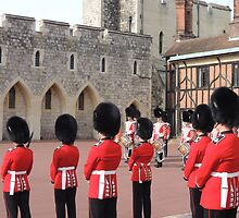 Beefeaters by CreativeEm