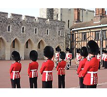Beefeaters Photographic Print