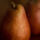 Red Pear by AnnieD