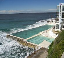 Bondi Baths by judy