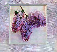 lilac brithday card by cynthiab