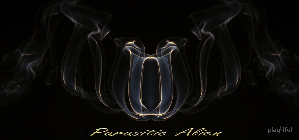 Parasite Alien  by play4ful