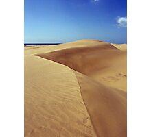 Dunes of Maspalomas Photographic Print