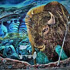 Buffalo by Leonell Puso