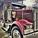 Kenworth by Stevie Mancini