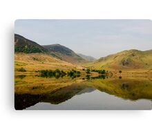 Crummock Water - The Lake District Canvas Print