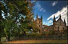 Chapel of Yesteryear by Robert Mullner