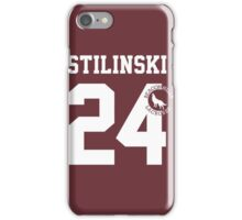 STILES STILINSKI iPhone Case/Skin