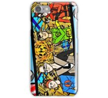 DON'T STOP COMIC//5 SECONDS OF SUMMER iPhone Case/Skin