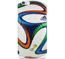 2014 FIFA World Cup Brazil match ball big enough for duvet iPhone Case/Skin