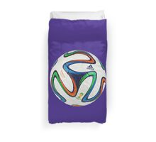 2014 FIFA World Cup Brazil match ball big enough for duvet Duvet Cover