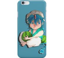 magi- aladdin  iPhone Case/Skin