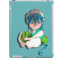magi- aladdin  iPad Case/Skin