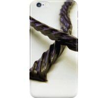 Long Licorice iPhone Case/Skin