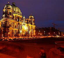 The Berliner Dom by worthy87