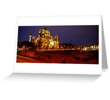 The Berliner Dom Greeting Card