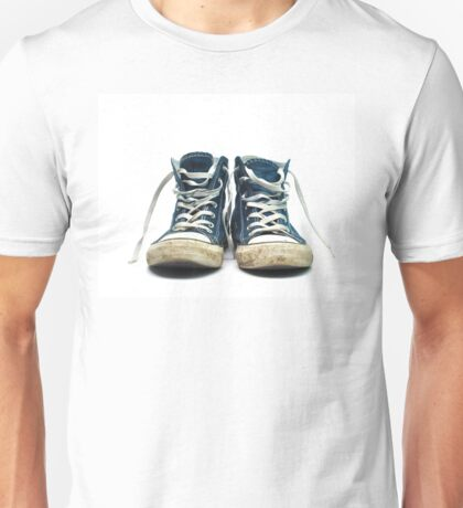old sneakers Unisex T-Shirt