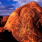 Pilbara Petroglyphs by Doug Thost