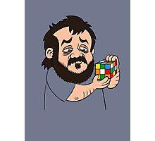 Kubrick's Cube - il cubo di Kubrick  Photographic Print