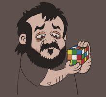 Kubrick's Cube - il cubo di Kubrick  by DanDav
