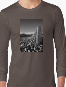 Murlough Beach View Mono Long Sleeve T-Shirt