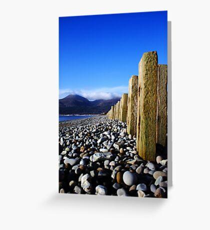 Murlough Beach View Greeting Card