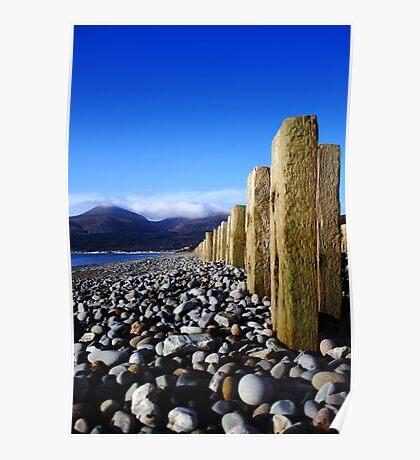 Murlough Beach View Poster