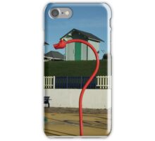 Questionable Chalet Dragons iPhone Case/Skin
