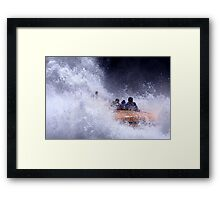 A Great Day Out Framed Print